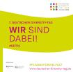 Das Logo der Charta der Vielfalt im Bereich Coaching und Consulting in Berlin